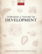 Cover for Towards a Theory of Development