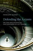 Cover for Defending the Axioms
