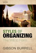 Cover for Styles of Organizing