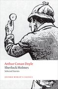 Cover for Sherlock Holmes. Selected Stories