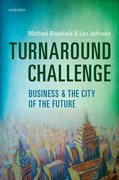 Cover for Turnaround Challenge