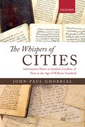 Cover for The Whispers of Cities