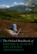 Cover for The Oxford Handbook of Historical Ecology and Applied Archaeology