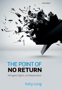 Cover for The Point of No Return