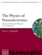 Cover for The Physics of Nanoelectronics