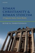 Cover for Roman Christianity and Roman Stoicism