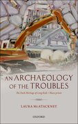 Cover for An Archaeology of the Troubles
