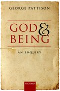 Cover for God and Being