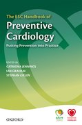 Cover for The ESC Handbook of Preventive Cardiology - 9780199674039