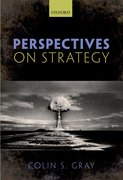 Cover for Perspectives on Strategy