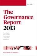 Cover for The Governance Report 2013