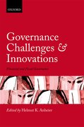 Cover for Governance Challenges and Innovations