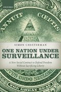 Cover for One Nation Under Surveillance