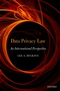 Cover for Data Privacy Law