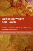 Cover for Balancing Wealth and Health