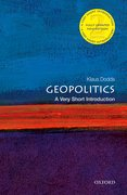 Cover for Geopolitics: A Very Short Introduction