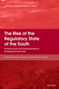 Cover for The Rise of the Regulatory State of the South