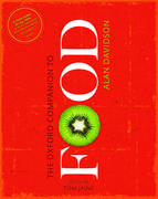 Cover for The Oxford Companion to Food