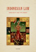 Cover for Indonesian Law - 9780199677740