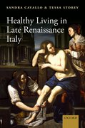Cover for Healthy Living in Late Renaissance Italy