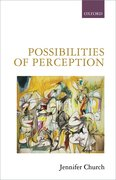 Cover for Possibilities of Perception