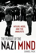 Cover for The Pursuit of the Nazi Mind