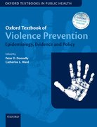 Cover for Oxford Textbook of Violence Prevention