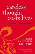 Cover for Careless Thought Costs Lives