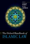 Cover for The Oxford Handbook of Islamic Law