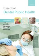 Cover for Essential Dental Public Health