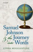 Cover for Samuel Johnson and the Journey into Words