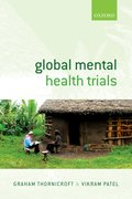 Cover for Global Mental Health Trials