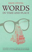 Cover for Words in Time and Place