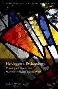 Cover for Heidegger