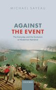 Cover for Against the Event