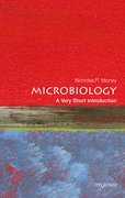 Cover for Microbiology: A Very Short Introduction