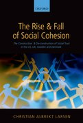 Cover for The Rise and Fall of Social Cohesion