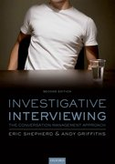 Cover for Investigative Interviewing - 9780199681891