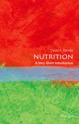 Cover for Nutrition: A Very Short Introduction