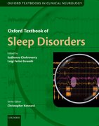 Cover for Oxford Textbook of Sleep Disorders - 9780199682003