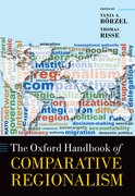 Cover for The Oxford Handbook of Comparative Regionalism