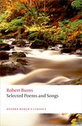 Cover for Selected Poems and Songs
