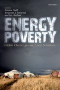 Cover for Energy Poverty