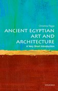 Cover for Ancient Egyptian Art and Architecture: A Very Short Introduction - 9780199682782