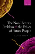 Cover for The Non-Identity Problem and the Ethics of Future People