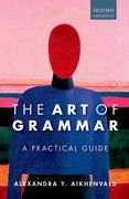 Cover for The Art of Grammar