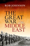 Cover for The Great War and the Middle East