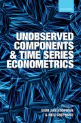 Cover for Unobserved Components and Time Series Econometrics