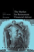 Cover for The Market for Retirement Financial Advice