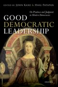 Cover for Good Democratic Leadership